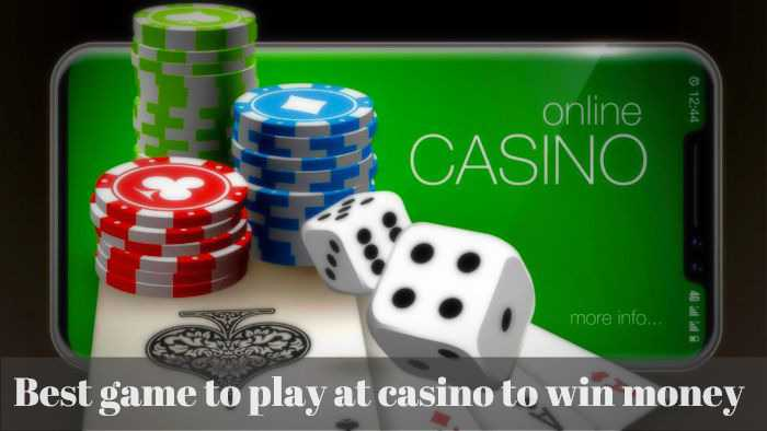 Best game to play at casino to win money for players