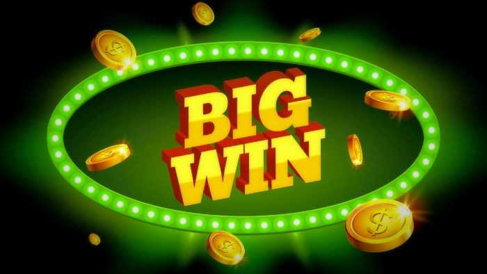Big win casino game: maximum money at minimum bet!